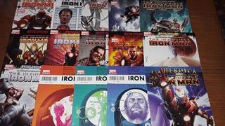 Iron Man Coleccion Marvel El Mas Buscado Televisa Dc Comics