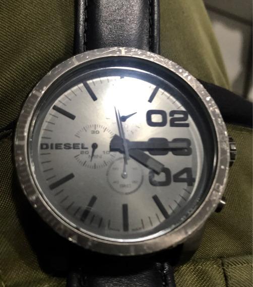 Relogio Diesel Dz4210 Marrom Chumbo Original