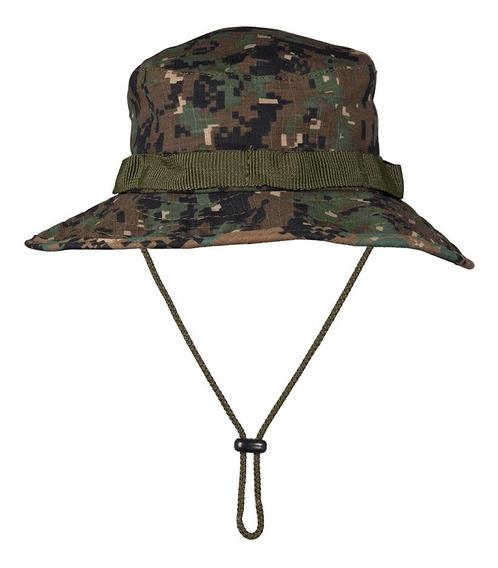 Sombrero Camuflado Pesca Caza Policial Tácticos Originales