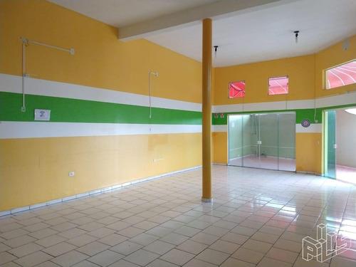 Imagem 1 de 6 de Salão Para Aluguel Em Wanel Ville - Sl008801