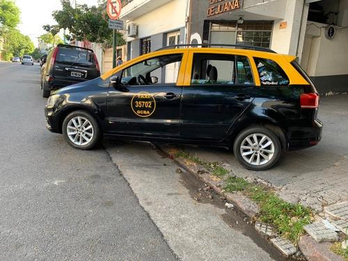 Taxi Suran Trendline Con Licencia Y Gnc De 5ta 2015