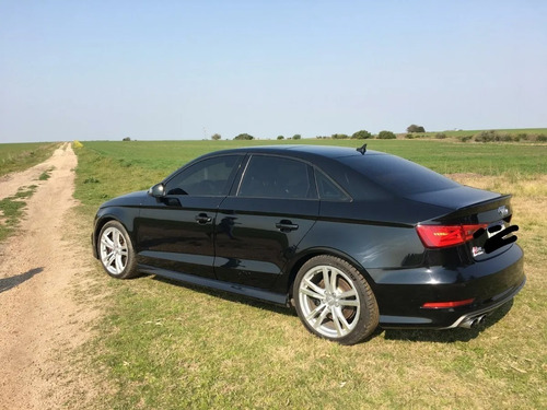 Imagen 1 de 15 de Audi S3 2.0 Tfsi Stronic Quattro 300cv 4 Puertas Negro