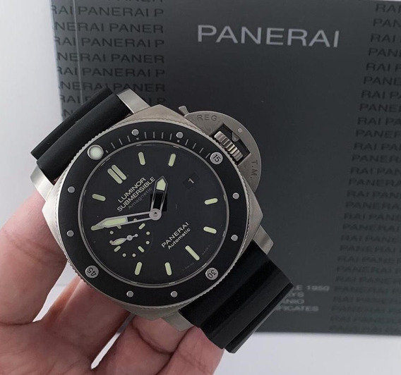 Panerai Luminor Submersible 1950 Amagnetic 47mm Completo
