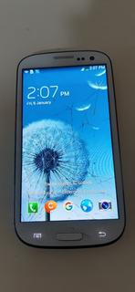 Samsung S3 Usado Con Mica Rota