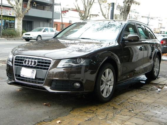 Audi A4 Avant 1.8t M/t 2012