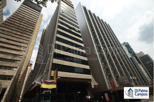 Conjuntos Comerciais Em 2 Andares Inteiros Na Av. Paulista Defronte Ao Ed. Gazeta - Dp4732