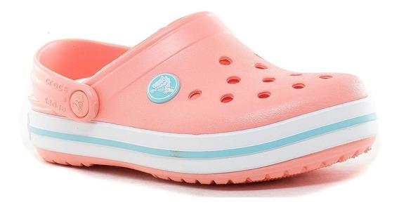 Crocs Crocband Melon Ice Originales!!!!