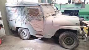 Jeep Ika 74/76 M101 De Colección Inmaculado.