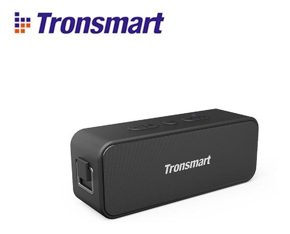 Caixa De Som 20w Portátil Tronsmart T2 Plus Bluetooth 5.0