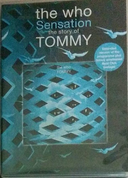 The Who : Sensation, The Story Of Tommy - Original