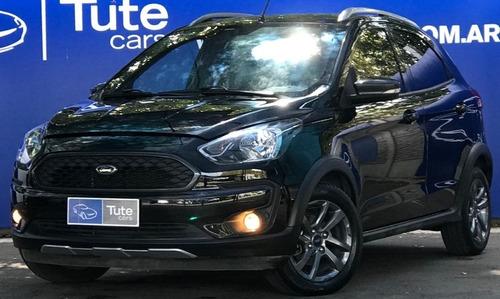 Ford Ka Freestyle Sel 1.5 Mt - Tute Cars Gustavo