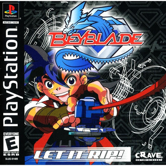 Beyblade Inbox Pacths Playstation Psx Psone Ps1 Pc Ps2*