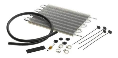 Imagen 1 de 2 de Serpentin 8 Tubos Universal Con Kit Instalacion