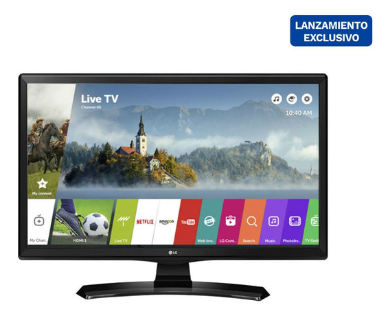 Smart Tv 28 Hd Lg 28mt49s