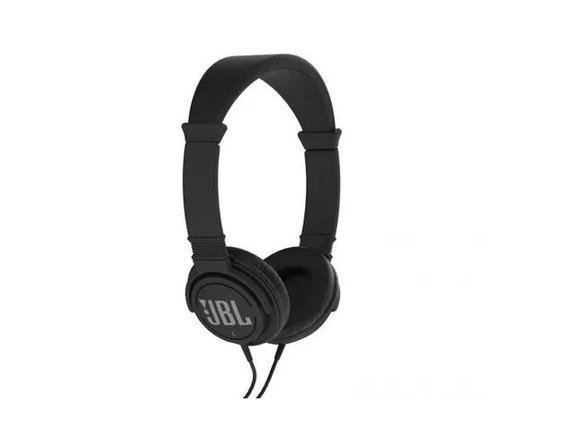 Fone De Ouvido Supra Auricular Jbl C300
