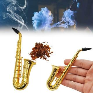 Pipa Saxofón Con Rejillas