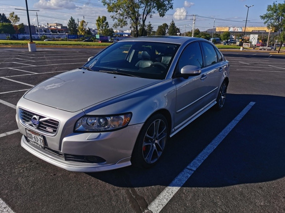 Volvo S40 2.5 T5 Inspirion Geartronic R Desing At 2009