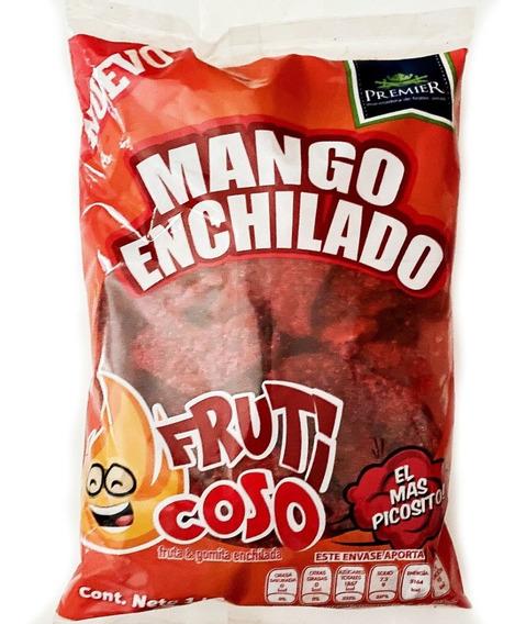 Mango Enchilado Deshidratado Fruticoso 1k