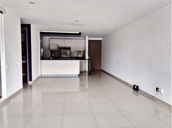 Departamento En Renta En Colonia Narvarte - Exterior Excelente Ubicación