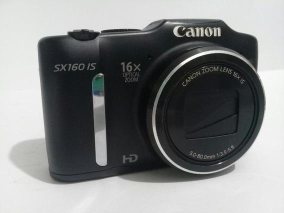 Câmera Canon Sx160is