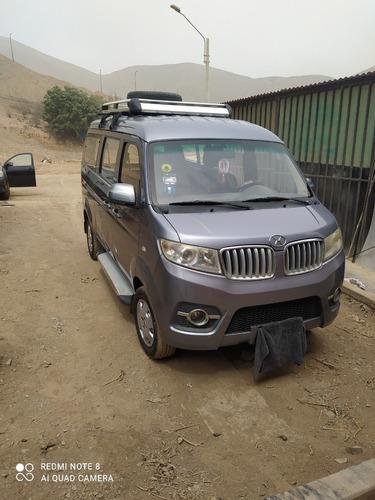 Minivan Shineray Andina