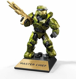 Mega Construx Halo Heroes Pro Builders Serie 10 Master Chief