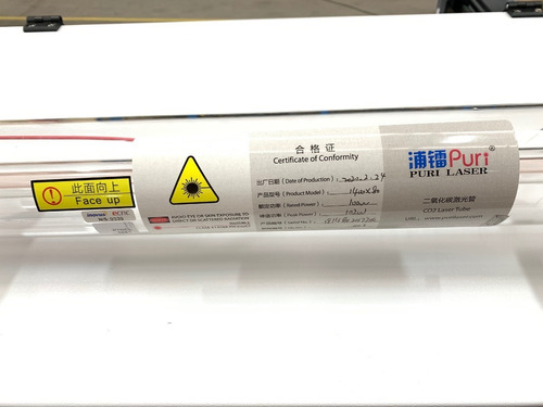 Tubo Laser Puri 130w