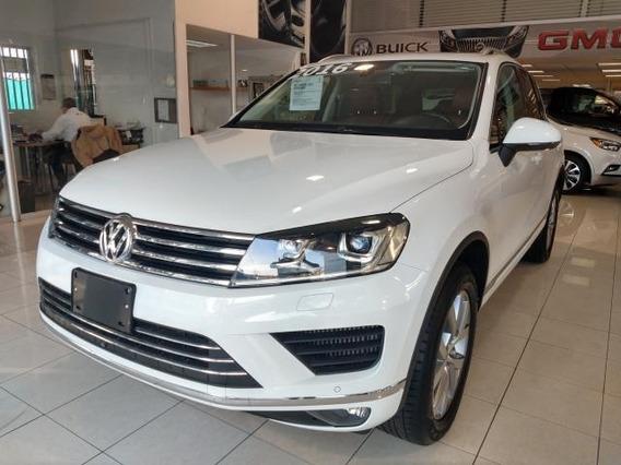 Volkswagen Touareg 5p V6/3.6 Aut