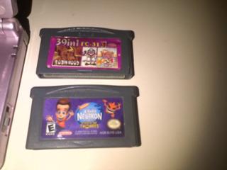 Juegos De Game Boy Advance Originales 25000c/u