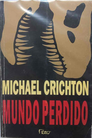 Livro Mundo Perdido - Michael Crichton