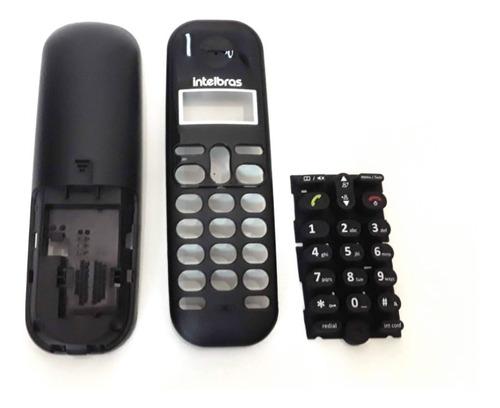 Carcaça Para Telefone Intelbras Ts3110 Com Teclas Sem Tampa