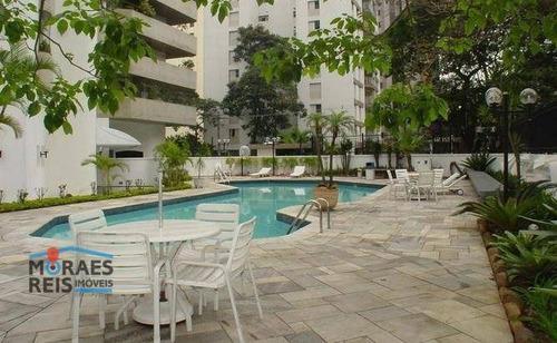 Apartamento Com 4 Dormitórios, 311 M² - Venda Por R$ 2.750.000,00 Ou Aluguel Por R$ 15.000,00/mês - Campo Belo - São Paulo/sp - Ap16110