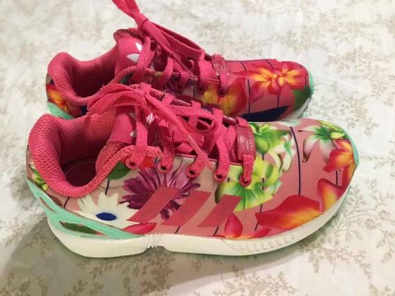 Zapatillas adidas Niña Flores
