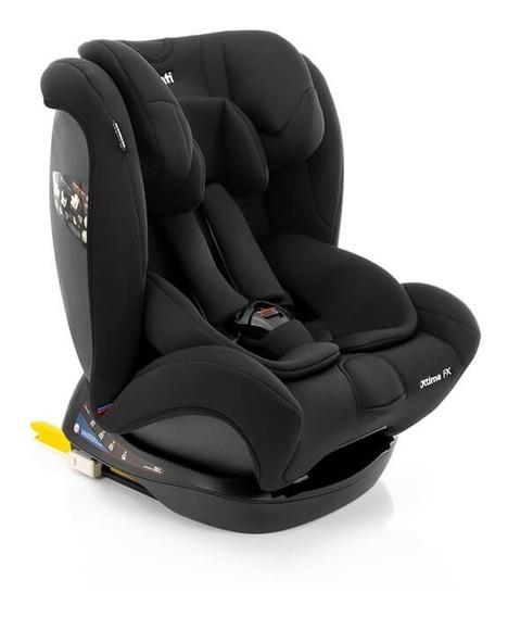 Cadeirinha De Carro Ottima Fx Black Intense Infanti