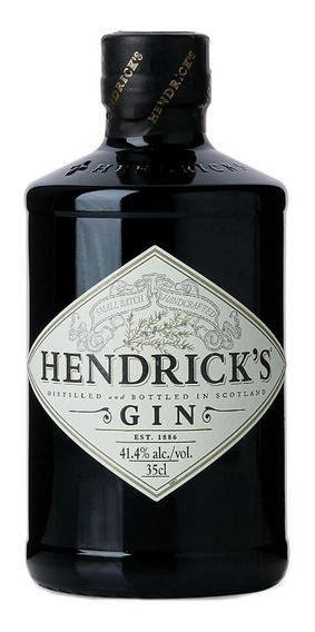 Ginebra Hendricks Botella 375 Ml