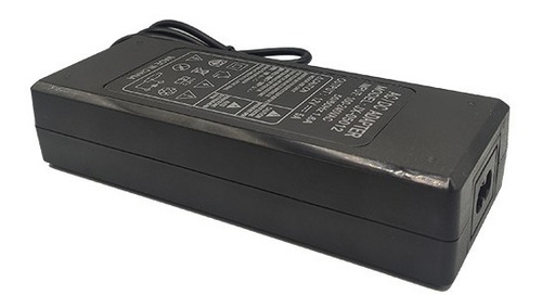 Imagen 1 de 2 de Transformador 12v 5 Amp Camaras Luces Led Y Mas En Caja