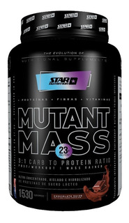 Mutant Mass Star Nutrition 1,5 Kg Ganador De Masa Muscular