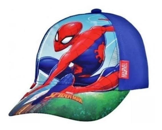 Gorra Spiderman Hombre Araña Footy!