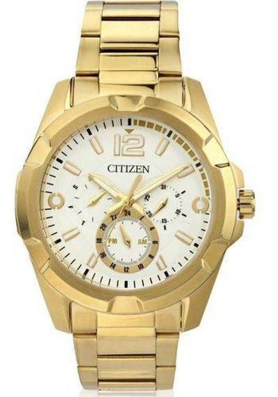 Relógio Chrono Tz20322h / Ag8332-56a -citizen