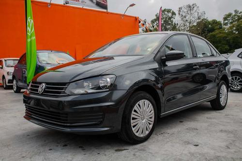 Imagen 1 de 10 de Volkswagen Vento Startline 1.6l L4 105hp Mt 2020