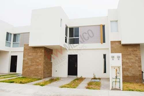 Casa En Renta En La Cantera Residencial, Electrodomésticos Incluidos $10,500