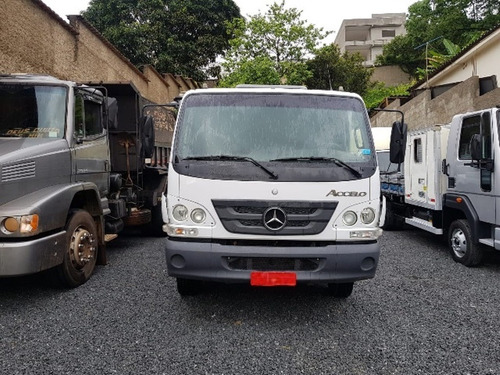 Mercedes-bens Acello 815 Ano 2018 Cabine Suplementar