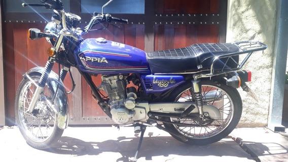 Appia Leyenda 150·#caferacer #scrambler#bobber