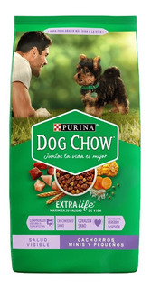 Purina Dog Chow Cachorros Razas Pequeñas 21kg El Molino