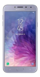 Samsung J4 Violeta Libre De Origen -buen Estado-