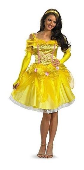 Disfraz De Bella Princesas Disney Pupito