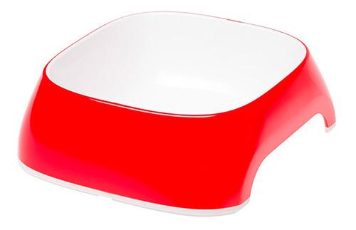 Comedero Perro Glam - Rojo Medium