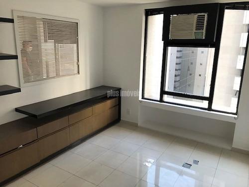 Conj. Comercial Com Living Aberto , Copa,1 Banheiro 1 Vaga Prox Est Berrini Globo E Etna No Brooklin - Pp17807