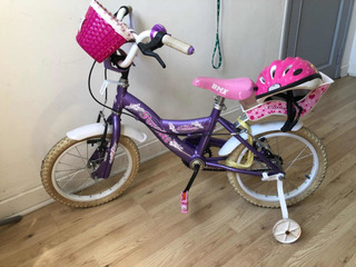 Bicicleta Peretti Cathy Rodado 16