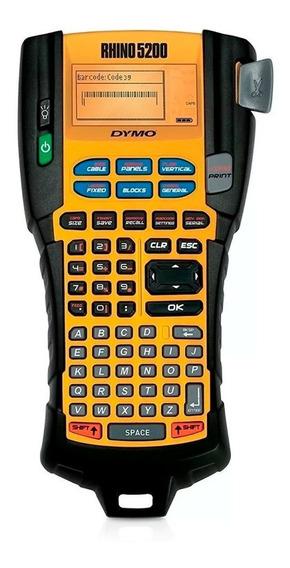 Rotulador Industrial Electronico Rhino 5200 Dymo Etiqueta